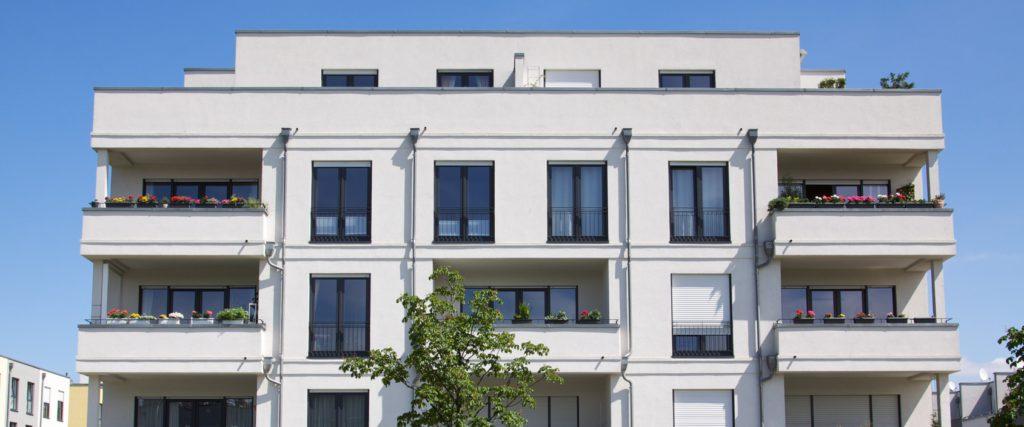 luxuriser neubau mehrfamilienhaus
