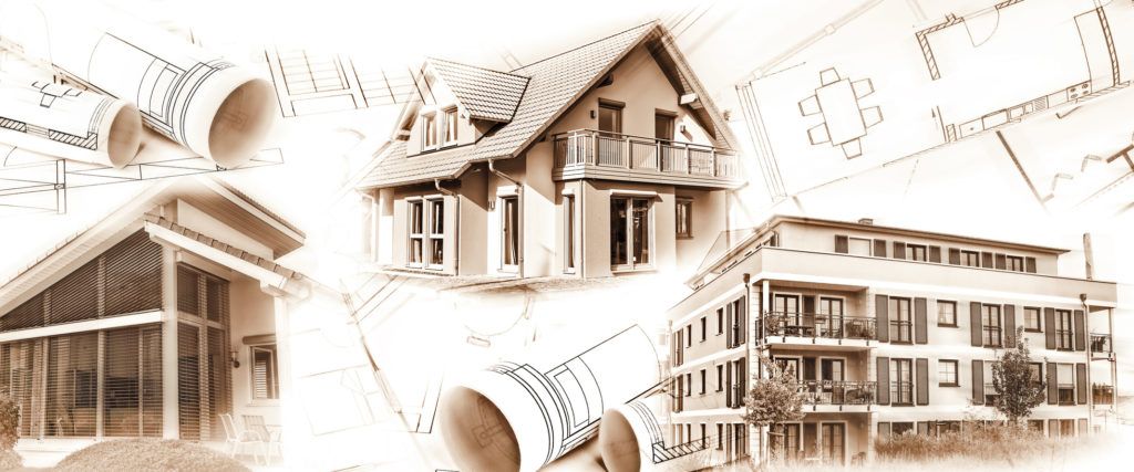Neubauten und Bauplne
